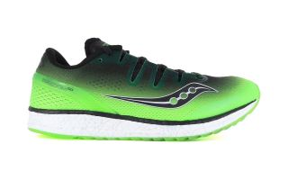 Saucony FREEDOM ISO GREEN BLACK S203554