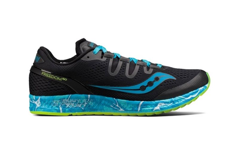 Acquista saucony freedom iso bambino argento  9feaf4728d4