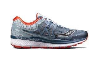 Saucony HURRICANE ISO 3 GREY BLUE S203484