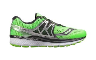 Saucony HURRICANE ISO 3 GREEN BLACK S20348-5