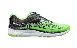 <center><b>Saucony</b><br > <em>GUIDE 10 GREEN FLUOR S20350-6</em>