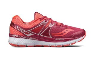 Saucony TRIUMPH ISO 3 WOMEN PINK ORANGE S10346-6
