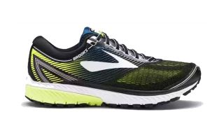 Brooks GHOST 10 BRANCO PRETO 1102571D024
