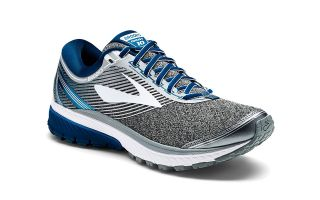 BROOKS GHOST 10 PLATA AZUL 1102571D013