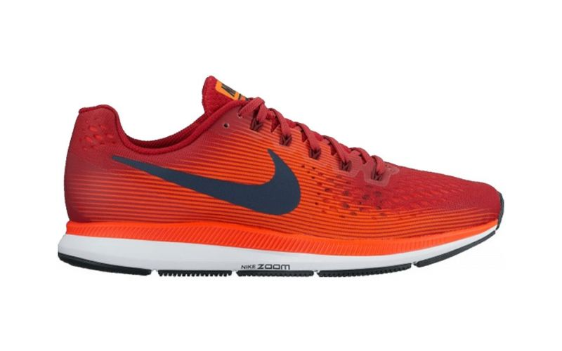 14553c58a4aa Nike AIR ZOOM PEGASUS 34 RED N880555 600