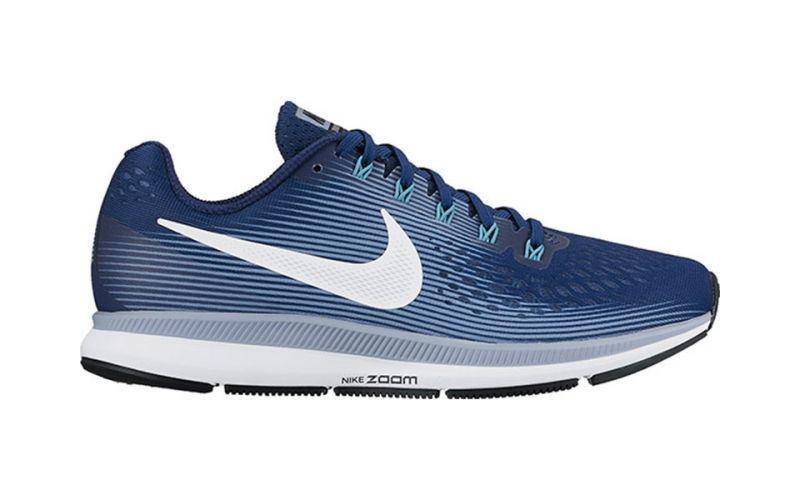 AIR ZOOM PEGASUS 34 WOMEN BLUE WHITE N880560 402