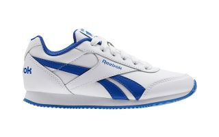 REEBOK ROYAL CLASSIC JOGGER 2 JUNIOR BLANCO AZUL BS8009