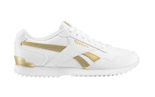 Reebok ROYAL GLIDE RPL CLIP MULHER BRANCO OURO BS5818