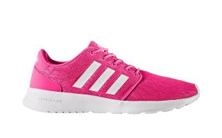 ADIDAS NEO CLOUDFOAM QT RACER MUJER ROSA BB9847