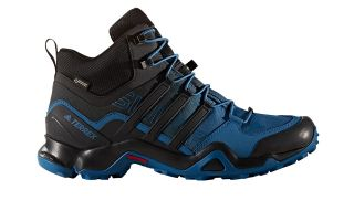 ADIDAS TERREX SWIFT R BLUE BLACK BA9943