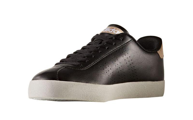 adidas court vulc negro