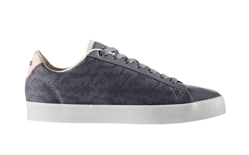 sneakers for cheap 1f838 ac50f adidas neo CLOUDFOAM DAILY QT CLEAN WOMAN GREY BLACK CG5754