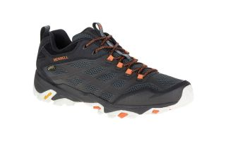 Merrell MOAB FST GTX BLACK ORANGE J37067