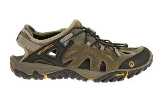 MERRELL SANDALES ALL OUT BLAZE SIEVE GRIS FONCE