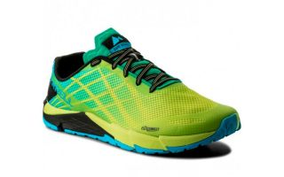 Merrell BARE ACCESS FLEX CYAN LIME GREEN J12553