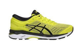 GEL KAYANO 24 GIALLO FLUO  T749N 8990