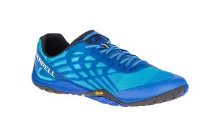 Merrell TRAIL GLOVE 4 BLUE J09671