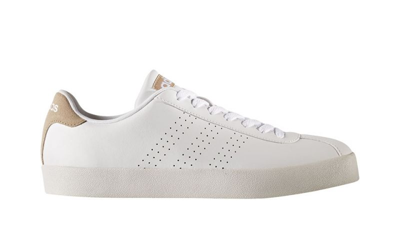 32ab1c838 ADIDAS NEO CASUAL COURT VULC WHITE | Walking in style