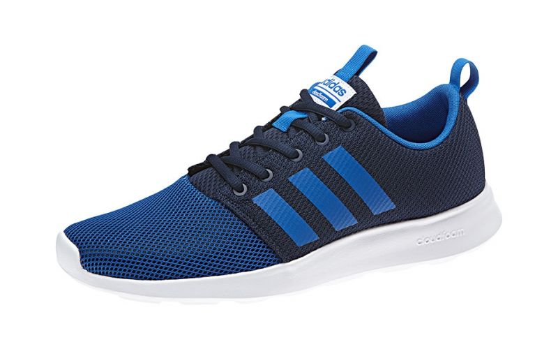 ADIDAS NEO CLOUDFOAM SWIFT RACER BLUE WHITE   Casual trainers