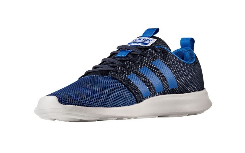 ADIDAS NEO CLOUDFOAM SWIFT RACER BLUE WHITE | Casual trainers