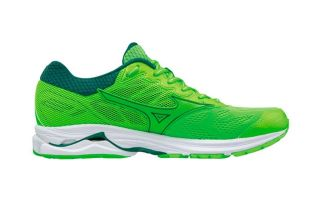Mizuno WAVE RIDER 21 GREEN J1GC180341
