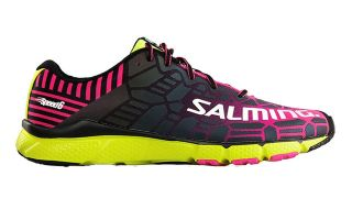Salming SPEED 6 FLUOR FUCSIA MUJER 1287049 1519