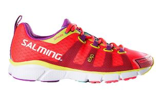 SALMING ENROUTE CORAL AMARILLO MUJER 1287044 5400