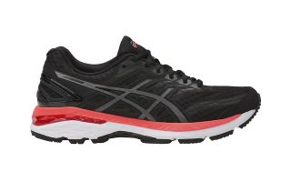 ASICS GT 2000 5 MUJER NEGRO CORAL T757N 9097