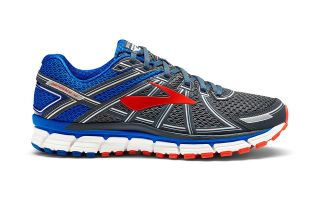 Brooks DEFYANCE 10 GREY BLUE RED 1102771D025