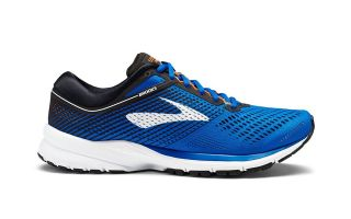 Brooks LAUNCH 5 AZUL NEGRO NARANJA 1102781D420