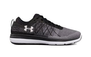 Under Armour THREADBORNE FORTIS 3 BLACK GREY 1295734 001
