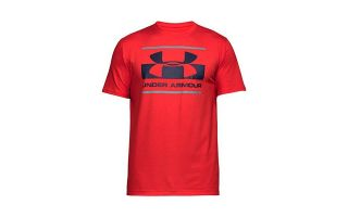 UNDER ARMOUR CAMISETA BLOCKED SPORTSTYLE ROJO UN1305667 600