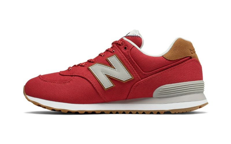 reputable site 59b21 237e1 NEW BALANCE ML574 RED | Special offer online