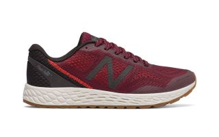 New Balance FRESH FOAM TRAIL GOBI V2 BURDEOS