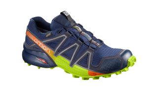 SALOMON SPEEDCROSS 4 GTX AZUL MARINO 400938