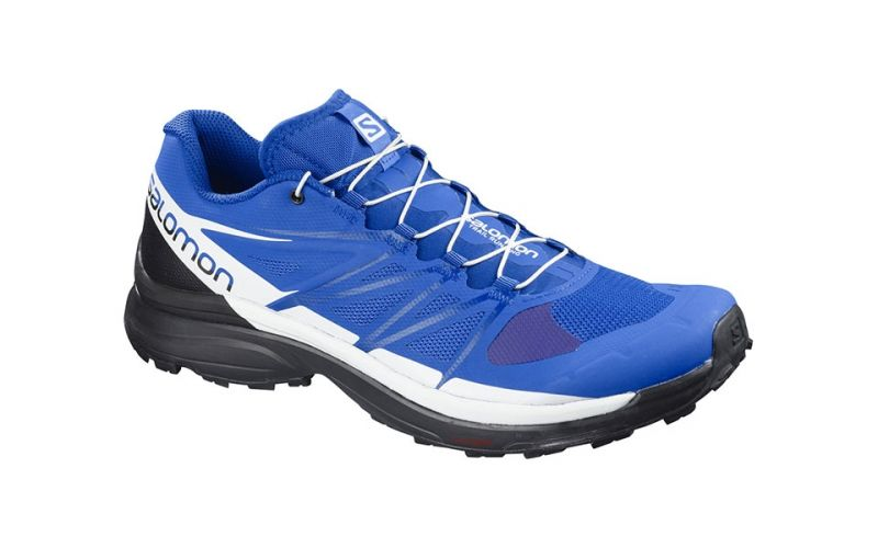 Salomon WINGS PRO 3 AZUL NEGRO 401469