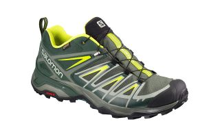 Salomon X ULTRA 3 GTX GREEN 401666