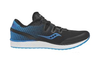 Saucony FREEDOM ISO BLACK BLUE S20355-7