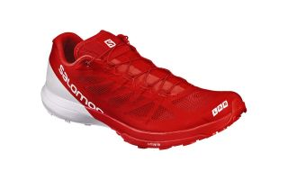 SALOMON S-LAB SENSE 6 ROJO BLANCO 391765