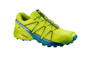 SALOMON SPEEDCROSS 4 ZITRONE 400779