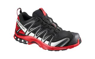 Salomon XA PRO 3D GTX BLACK RED 400912