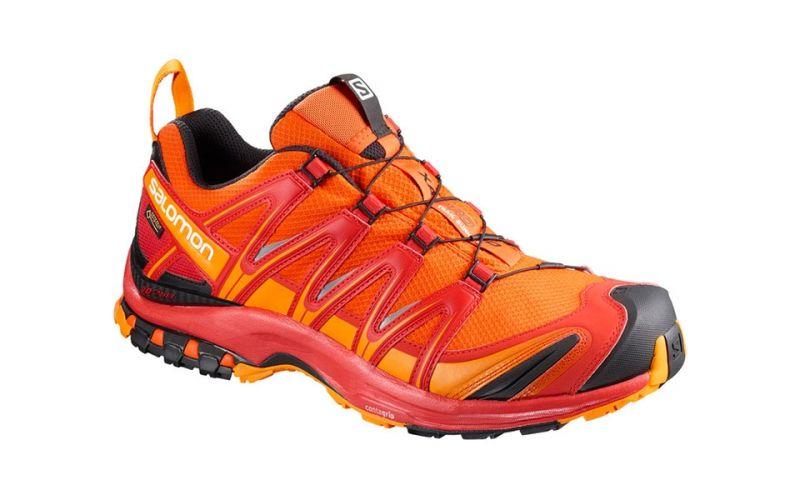 SALOMON XA PRO 3D GTX ORANGE ROT 400914 | Salomon Trail Running