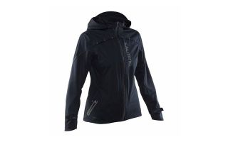 Salming ABISKO RAIN BLACK WOMEN JACKET 1277645-0101