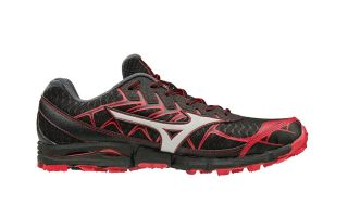 Mizuno WAVE HAYATE 4 BLACK SILVER RED J1GJ187203