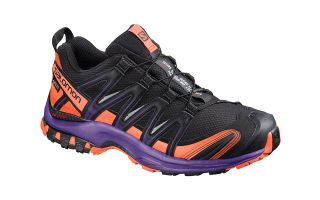 SALOMON XA PRO 3D GTX LTD DAMEN SCHWARZ ORANGE 401773