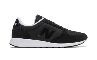 NEW BALANCE MS215 LIFESTYLE BLACK WHITE MS215 RR