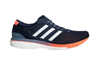 ADIDAS ADIZERO BOSTON 6 AZUL NARANJA BB6412