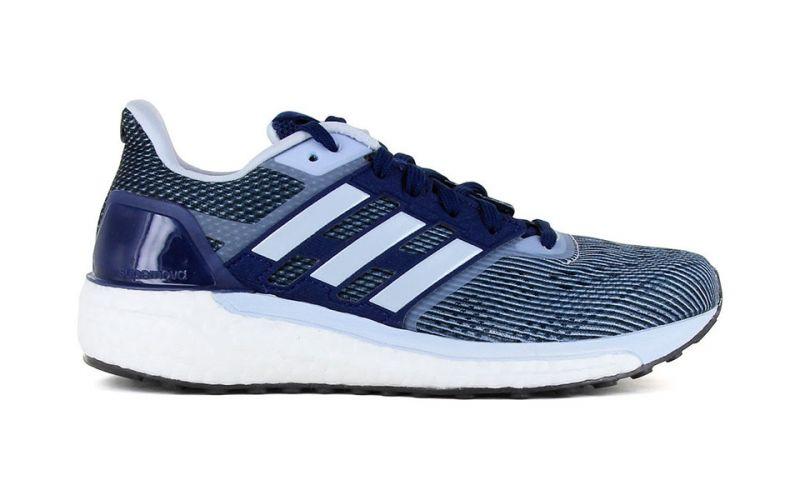 Supernova De Économiques Bleu Chaussures Running Blanc Femme Adidas RqxdwXpS66