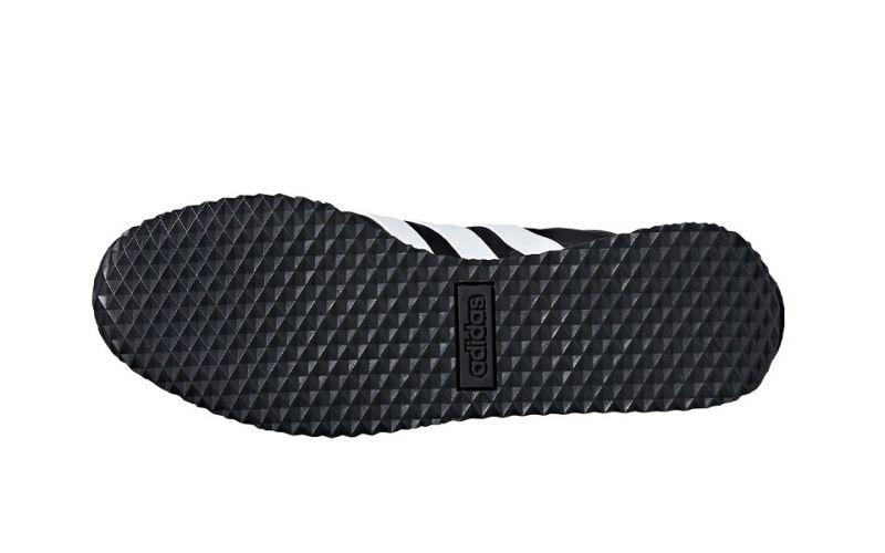 ADIDAS NEO VS Jog Negro Blanco Zapatillas casual con descuento