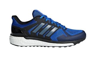 adidas SUPERNOVA ST BLACK BLUE CG4031